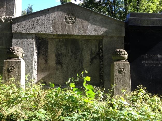 Elias Sachs Grave