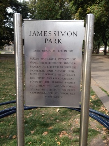 James Simon notice