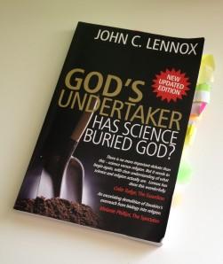 God's Undertaker book